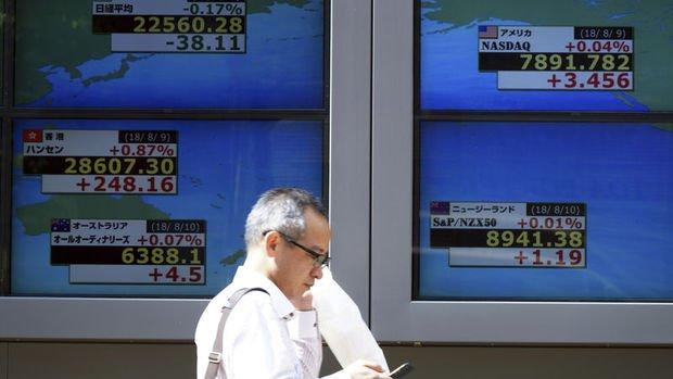 Asya borsalarının çoğu yükseldi