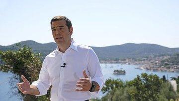 Yunanistan Başbakanı Çipras: Tarihi bir gün