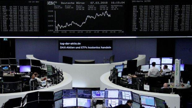 Avrupa borsaları, Almanya ve İtalya hariç yükselişle açıldı