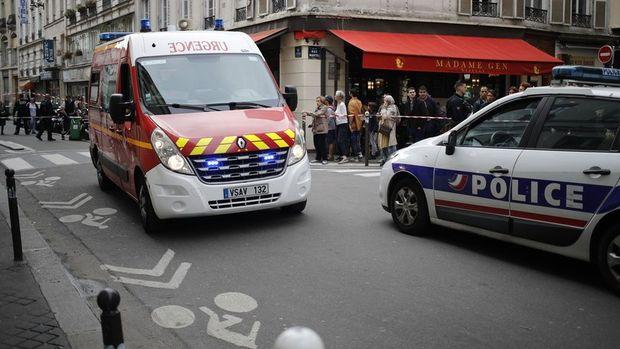 Paris'te DEAŞ saldırısı