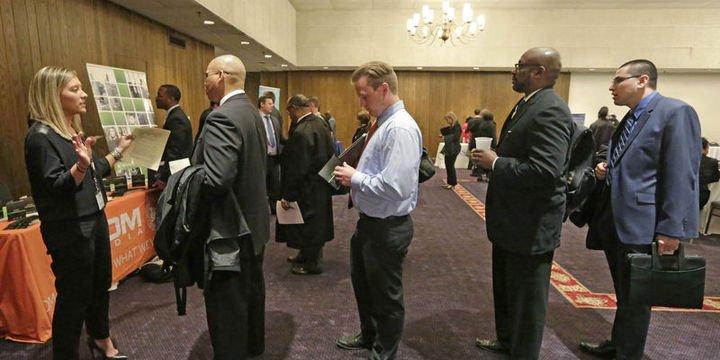 ABD işsizlik başvuruları 3. kez geriledi