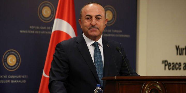 Çavuşoğlu: Türkiye