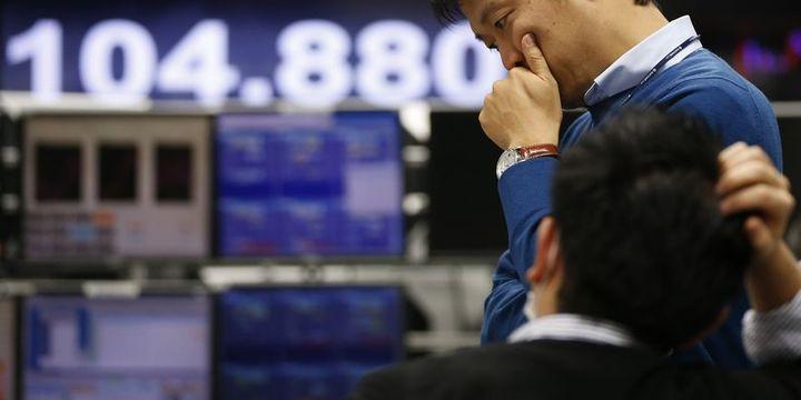 """Gelişen ülke paraları """"ticari gerilim"""" ve """"bulaşma riski"""" baskısı altında"""