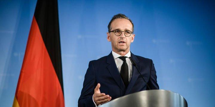 Almanya Dışişleri Bakanı Maas Türkiye