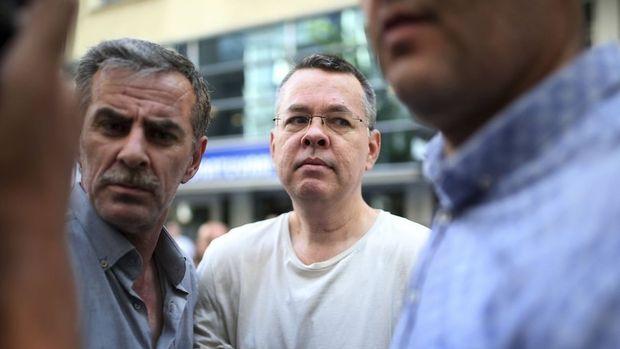 Brunson'ın avukatından AYM açıklaması