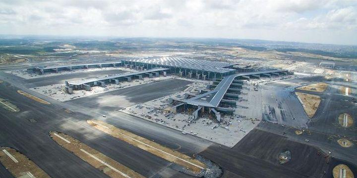 Yeni havalimanı yolcu taşıma ihalesini Altur - Havaş - Free Turizm konsorsiyumu kazandı.