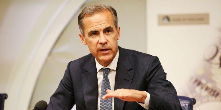BOE/Carney: Brexit sürecini desteklemek için elimden geleni yapacağım