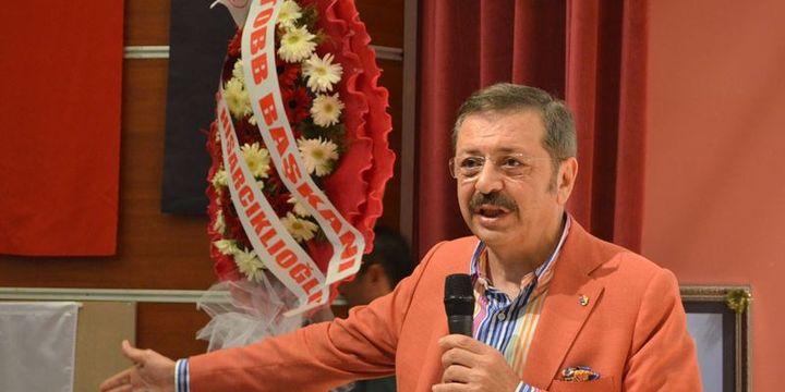 """Hisarcıklıoğlu: Nefes Kredisi""""nde yeni bir faz başlattık"""