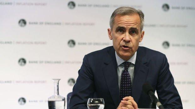 BOE Başkanı Carney'nin görev süresi uzayabilir