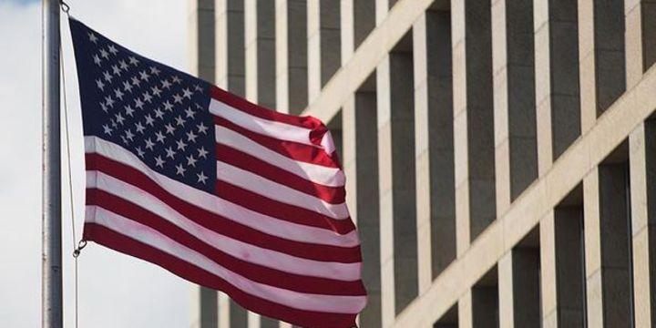 ABD Büyükelçiliği: Suriye