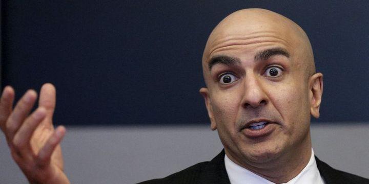 Fed/Kashkari: Fed faizleri çok agresif bir şekilde artırıyor