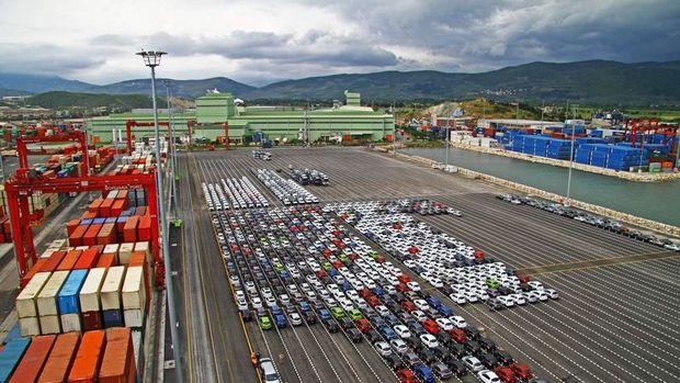 Otomotiv ihracatı Ağustos'ta yüzde 12 azaldı