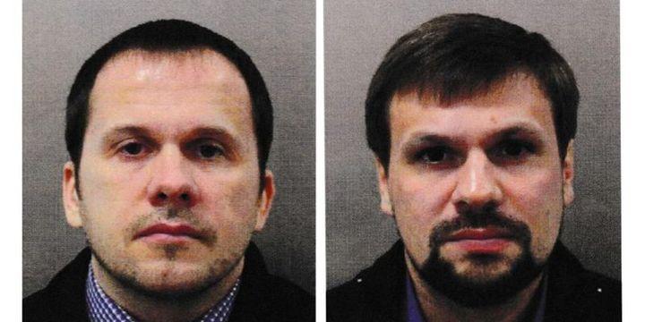 İngiliz polisi Skripal olayında Rus şüphelileri açıkladı