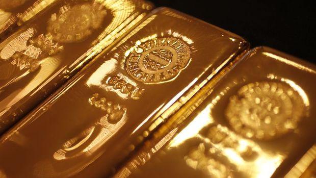 Altın dolardaki zayıflama ile yükseldi