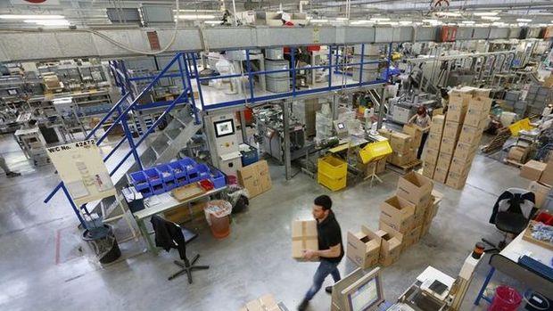 Almanya'da fabrika siparişleri Temmuz'da sürpriz şekilde düştü