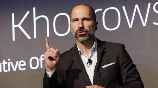 Uber CEO'su: 2019'da halka açılma yolunda ilerliyoruz