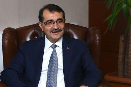 Enerji Bakanı: İlk sondaj 1-2 ay içerisinde Akd...