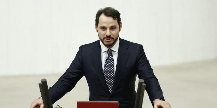 """""""Türk ekonomisi, finansal sistemine yapılan saldırılar karşısında gücünü ortaya koydu"""""""