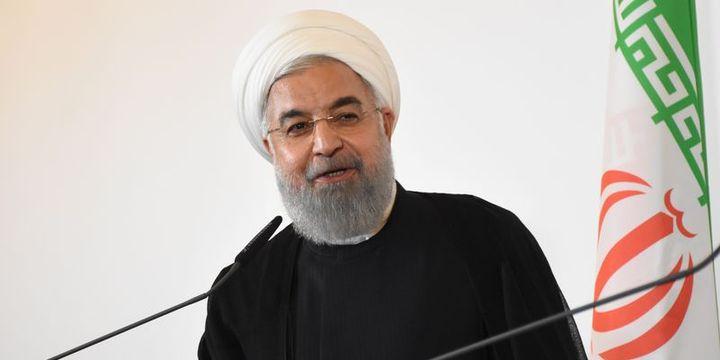 Ruhani: İran