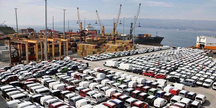 Otomotiv sektöründen 8 ayda rekor ihracat