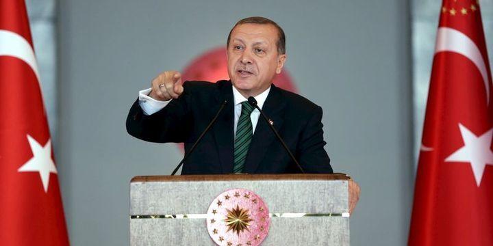Erdoğan WSJ
