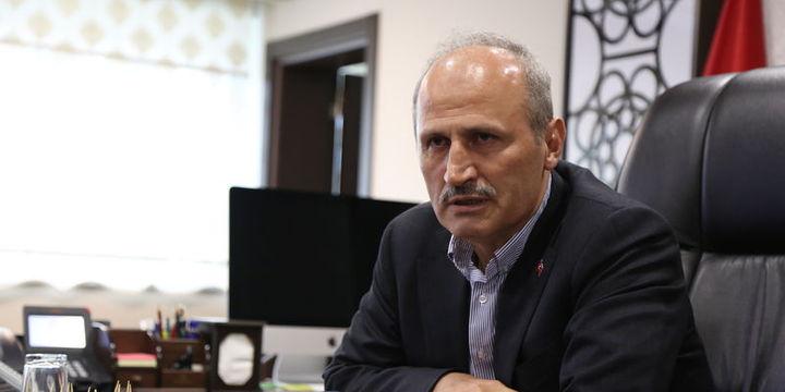Bakan Turhan: Yeni büyük projelere başlayacağız