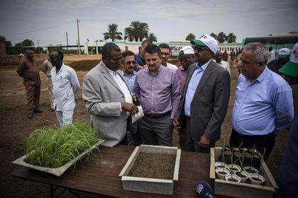 Pakdemirli, Sudan ile tarım alanındaki işbirliğ...
