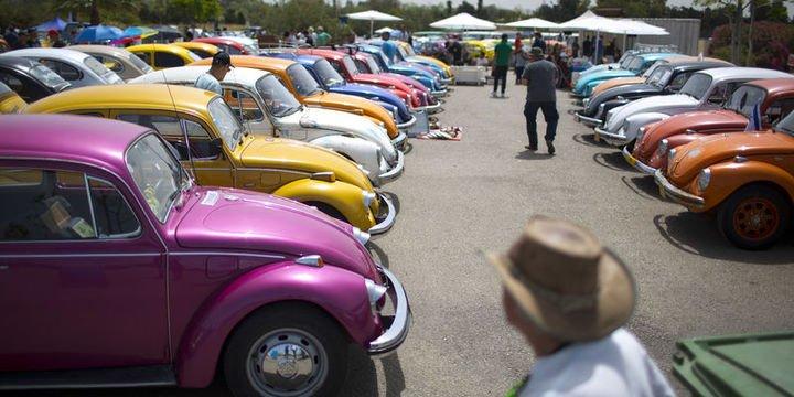"""Volkswagen """"Beetle"""" üretmini durduruyor"""
