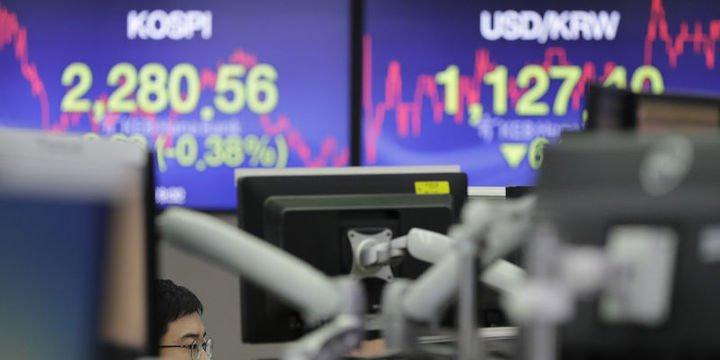 Gelişen ülke paraları Hint rupisi ve Kore wonu öncülüğünde yükseldi
