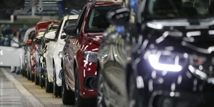Otomotiv üretimi 8 ayda yüzde 5 düştü