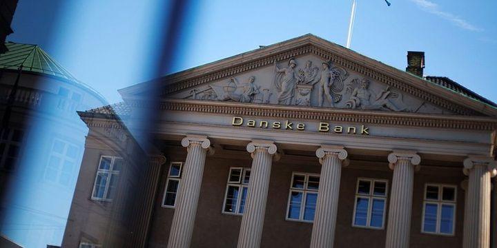 Danimarkalı bankaya kara para soruşturması