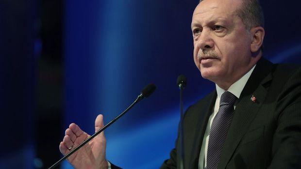 Erdoğan: CHP'nin İş Bankası'ndaki hisseleri Hazine'ye geçmeli