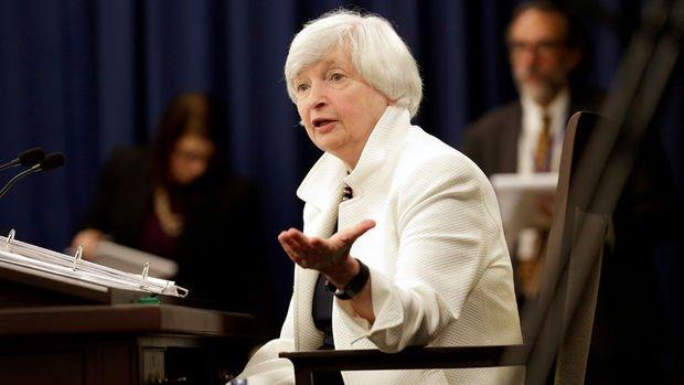 Yellen'dan Fed'e uyarı