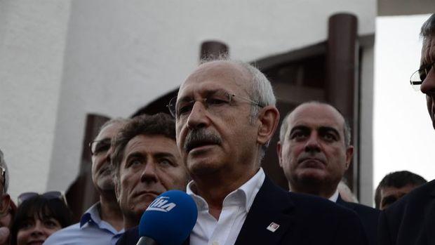 Kılıçdaroğlu: İş Bankası'ndan hiçbir para almıyoruz ortağı da değiliz