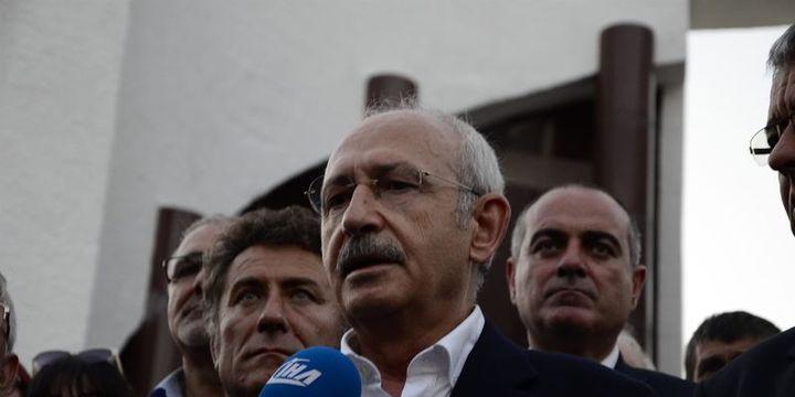 Kılıçdaroğlu: İş Bankası