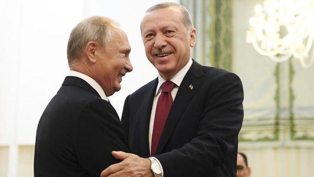 Erdoğan - Putin görüşmesi öncesi Kremlin'den açıklama