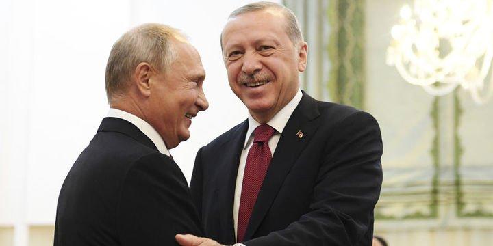 Erdoğan Putin ile ilgili görsel sonucu