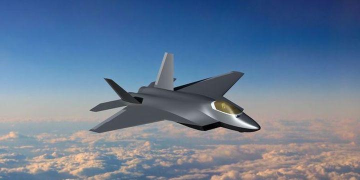Milli savaş uçağının prototipi 2023