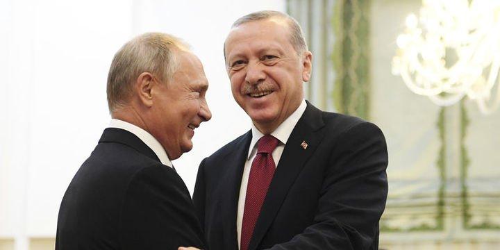 Erdoğan: Bölgesel konulardaki dayanışmamız bölgeye umut verir