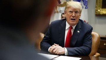 Trump'tan 200 milyar dolarlık Çin ürününe yeni tarife