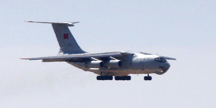 Rus askeri uçağı Akdeniz