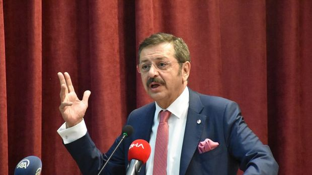 Hisarcıklıoğlu: Türk özel sektörü olarak üstesinden geleceğiz