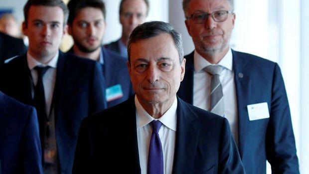 Draghi: Tahsili gecikmiş alacaklar birikimini azaltmak için çaba gerekli