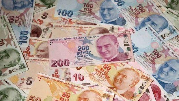 Hazine 2,2 milyar lira borçlandı