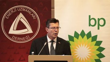 BP Türkiye/Stump: Türkiye'ye inancımız tam