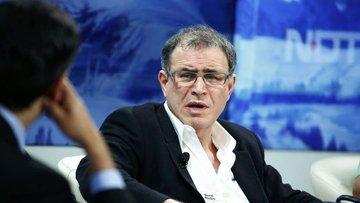 Ekonomist Roubini: Türkiye'de parasal sıkılaşma tek başın...