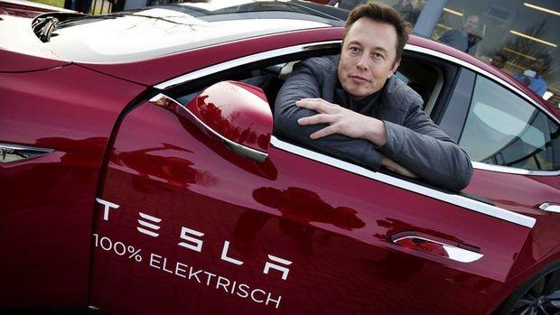 Tesla ABD'de Adalet Bakanlığı tarafından soruşturuluyor