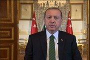 Cumhurbaşkanı Erdoğan ABD'li şirketlerle bir araya geldi