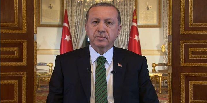 Cumhurbaşkanı Erdoğan ABD