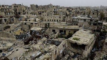 BM: Suriye'nin yeniden inşası yarım asır sürebilir